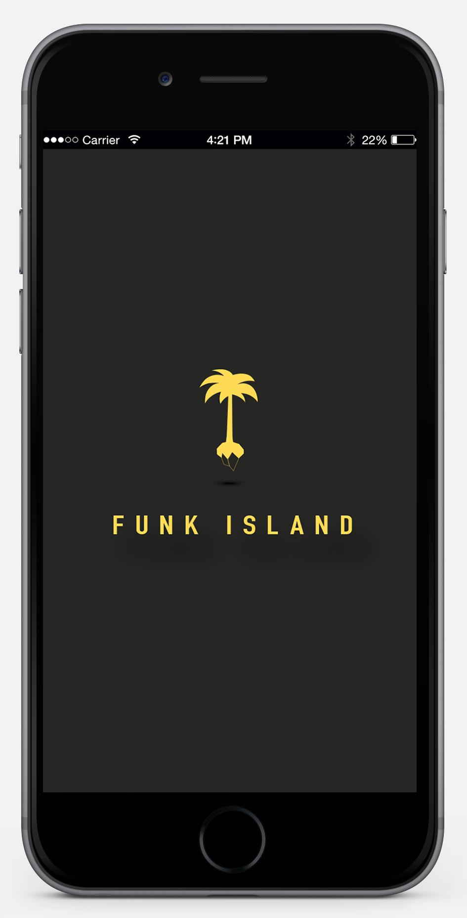 Thomas Brodin - Funk Island